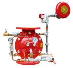 Prijs van de Klep van de Stortvloed van de Controle van het Alarm Preacation van de Brandbestrijding de Droge Natte