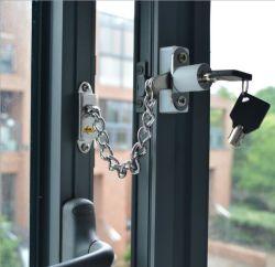 Serratura di sicurezza della finestra aperta, serratura di finestra, serratura Chain, Al-W002