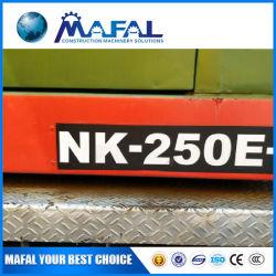De gebruikte Kraan Kato Nk250e van de Vrachtwagen met Goedkope Prijs