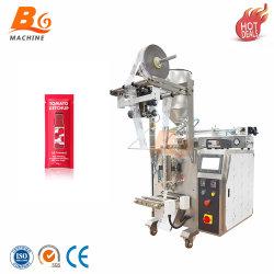 Automatische Pasten-Ketschup-Majonäse-Tomate-Paprika-Öl-Soße-Quetschkissen-Verpackungs-Maschinerie