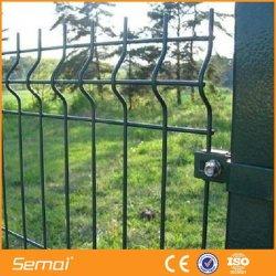 3Dよい価格のパネルによって溶接される金網の塀