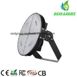 ADC12 IP Garantia 5 Anos de alumínio66 800W 1000W 1200W LED SMD Stadium iluminação de farol