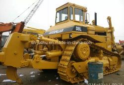 Verwendetes Gleiskettenfahrzeug D8l mit Trennmaschine-Gleisketten-Planierraupe (Bulldozer CAT-D8K D8R D8N)