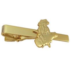 Barra di collegamento personalizzata del metallo con il marchio dell'oro