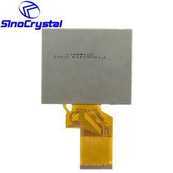 Praça de 3,5 polegadas Monitor LCD HX8238 24bit RGB Placa Controladora TFT LCD sensível ao toque da tela do Módulo do Mostrador