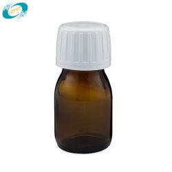 30мл желтые стеклянные бутылки сироп фармацевтической стеклянную бутылку
