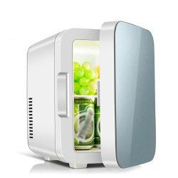 カスタマイズ可能な6L Glassdoor小型棒熱電クーラーおよびより暖かい旅行車の小型冷却装置