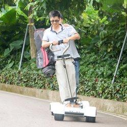 Nuevo modelo 1000W 60V de monopatín eléctrico de golf para adultos