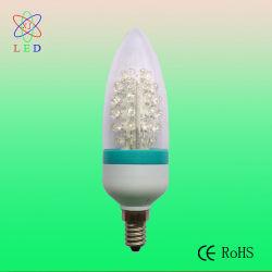 C40 candélabre ampoule LED E14 pour lustre de base de la lumière