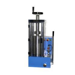 ضغط هيدروليكي للضغط على تجانب السيراميك بضغط هيدرولي من الفولاذ المقاوم للصدأ 40 مم