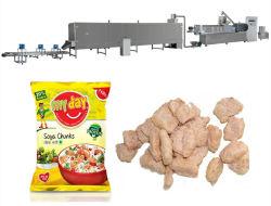 Les textures d'alimentation d'usine de Shandong Soja La production de viande de protéines de soja la machine