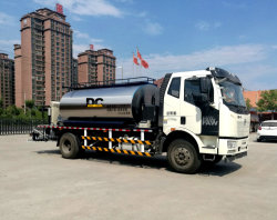 China La construcción de carreteras de camiones 4 ruedas motrices de la pulverizadora Biuemn