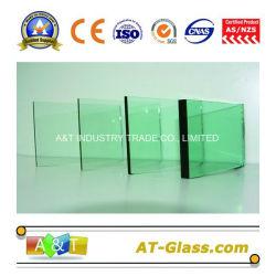 3~19mm China Factory float incolor com moderado grau, para a Janela de porta Building etc