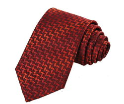 Artesanal personalizado Cravat Jacquard Corbatas Homens de moda Tecidos de seda Tie