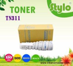 Printer Laser Copier TN-311 tonercartridge voor gebruik in Konica Minolta Bizhub200/250/300/350