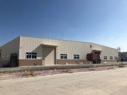 De Bouw van de Installatie van de Structuur van het staal voor Co. van het Bier Qingdao, Ltd