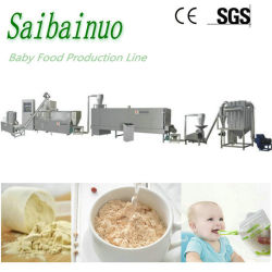 Nutrizione polvere Instant porridge Processing Line Baby Food Production Machine