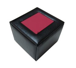 접히는 주문 종이 가죽 시계 선물 Travell 저장 전시 포장 상자를 감싸기