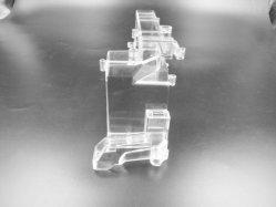 高い等級のプラスチックおよび注入のプラスチック形成のLucencyのスライダ