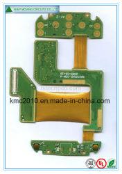 Rigid-Flex Carte à circuit imprimé de bonne qualité avec UL&TS16949& RoHS