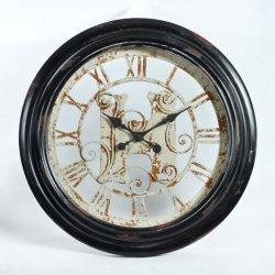 Usine Décoration ronde Gros Horloge murale