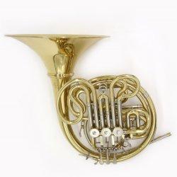 De hete Hoornen van de Verkoop, het Muzikale Instrument Van uitstekende kwaliteit, Dubbele Zeer belangrijke Afneembare Franse Hoorn 4