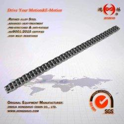 Chaîne à rouleaux de chaîne renforcée BS/DIN standard chaîne 08b-2r