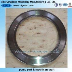 Anillo de mecanizado CNC en acero inoxidable 316/CD4/acero al carbono y aleación de titanio por Preicison Fundición cera perdida/