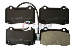 Pastiglie dei freni auto in ceramica di alta qualità per Cadillac CTS Chrysler 300 C (D1053/C2C24016) componenti auto ISO9001