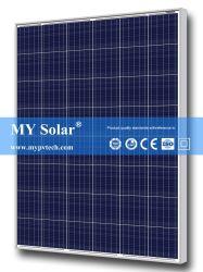 Моя солнечной 235W половины ячейки Monocrystalline Солнечная панель для домашних систем