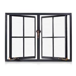 Aço galvanizado Janela Casement Design da grade da janela de ferro forjado