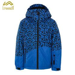 가장 새로운 아이 겨울 패딩 스키 재킷 소년의 방수 옥외 겨울 착용 아이 온난한 패딩 재킷 스키 재킷