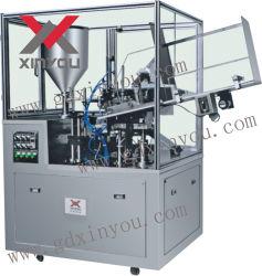 Lgj-580 Automático do Tubo de alumínio de enchimento e máquina de Vedação
