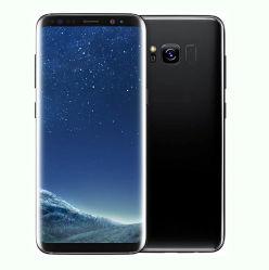 ロック解除されるSamsong S8 S7の端S6の端S5 S4 S3の携帯電話