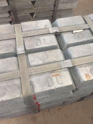 preço de fábrica 99,99% lingotes de zinco primárias e secundárias 99,99% lingote de alumínio