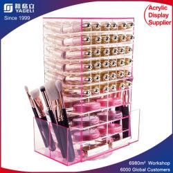 プレキシガラスを持つPMMA/Acrylicの口紅そして粉の紡績工