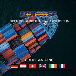중국 화물 LCL FCL 용기 20피트 빠른 배송 중국에서 영국까지