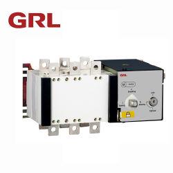 Automático Inteligente OEM 500 Amperios Interruptor de transferencia ATS de Control Remoto