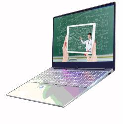 Nuevo portátil barato 15.6 pulgadas mini portátil ultrafino Intel Quad Core Intel i5, Win10, ordenador portátil con 8GB de RAM