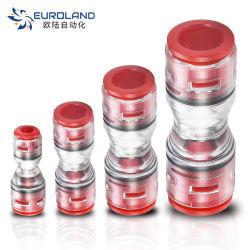 Connettore libero diritto 3mm ottico di Microduct del corpo della fibra di Microduct