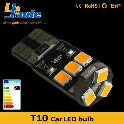 컬러 194 자동 조명 T10 LED 램프