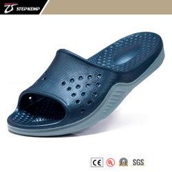 Nuevo diseño con hebilla de color rojo Sport Beach Deslice zapatillas zapatos EVA 205018