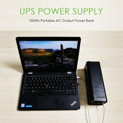 بنك طاقة محمول 150wh 40000mAh شاحن خارجي محمول Camping Outdoor Charger حزمة البطارية للكمبيوتر المحمول iPad Phone Notebook