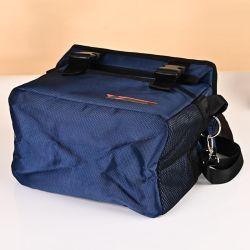 Водонепроницаемый Логотип изотермическое транспортное средство не из алюминиевой фольги женская сумка охладителя