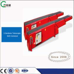 Hohe Leistungsfähigkeits-LKW, der beweglichen Bandförderer/Materialtransport-übermittelngerät lädt