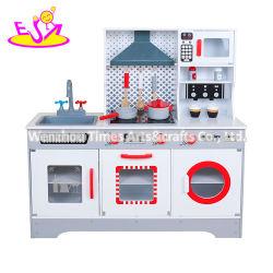 2020 Los niños recién lanzado gran juguete de madera Cocina con sonidos W10c467