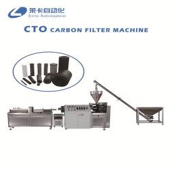 Bloc de charbon actif CTO Making Machine La cartouche de filtre de la Chine/ Nouvelle CTO Automatique bloc de charbon actif de la machine la cartouche de filtre