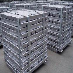 إنتاج التحليل الكهربائي من ألومينا جديد 99.97% ألومنيوم إنغوت للبيع الساخن