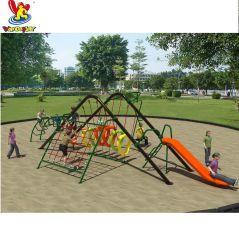 Parque de Diversões deslize as Crianças Piscina Escalada Playground brinquedos para crianças