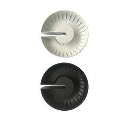 Curvamento de estampagem de peças de metal de alumínio de fundição em molde o dissipador de calor